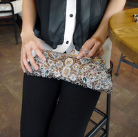 acrylic and glass beads - 2015 Diamond Evening Bags Acrylic Night Party Handbags Glass Bead Bridal Hand Bag Rhinestone Crystal Clutches Bags Evening Accessory Bags
