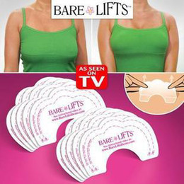 Wholesale Breast Lift Push Up lifts Breast Pad Insert Chest Paste
