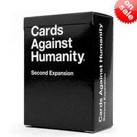 Wholesale Against Humanity game Expansion second Expand of version party game
