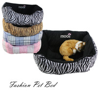 Wholesale Pet Bed Soft Cushion Hot Selling Dog Cat Mat Colors for Choosing Dog Bed