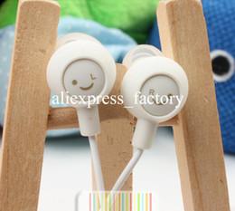 Wholesale Lose Money promotion colors to choose fruit earphone in ear headphones headphones earphones
