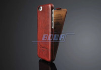 apples red inside - DHL Vintage Luxury PU Leather cover Case For inch iphone s Filp Style Phone Bag Mirofiber cloth inside