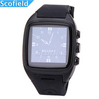 """Cheap PW306 MTK6572 Dual Core 1.54"""" Android Cell Phone Smart Watch Smartphone 4G ROM 5.0MP Android 4.2"""