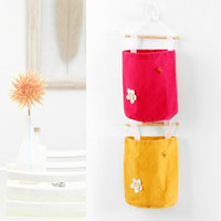 Wholesale Storage Bag soft flannel candy colored multi layered storage bags freely combined single loaded