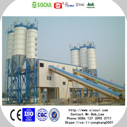 Wholesale concrete batching plant
