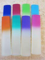 Wholesale BEST FOOT FILE SPA BAR SLAB CRYSTAL GLASS PEDICURE FEET FILE X DROP SHIPPING