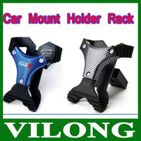 Wholesale Car Mount Holder Rack Clip for Mobile Phone in Auto Car Holder for GPS PDA iphone MP3 MP4 Players Stowage box