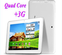 Wholesale Original quot Sanei N10 Quad core G phone tablet Dual camera Built in GPS Tablet PC Android Sim card slot GB Ram GB Rom Bluetooth Wif