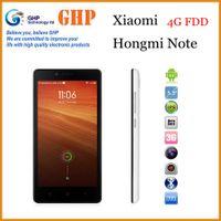 Wholesale Original Xiaomi Redmi Note G FDD LTE Snapdragon Quad Core GHz Xiaomi Hongmi Note Phone quot x720 IPS GB RAM G ROM R13MP
