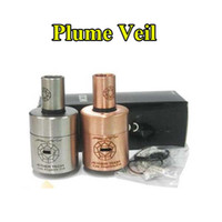 Cheap Plume veil clone!!!2014 sex products Infinite plume veil atomizer plume veil rda clone clt atomizer 1:1 clone in stock free ship DHL