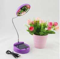 Wholesale Simple fashion models LED solar lamp table lamp Eye LED solar lights solar indoor lights bedroom lamp dormitory lights