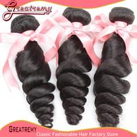 6A Queen Hair Products 100% Malaysian Virgin Hair 3pcs lot R...