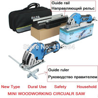 Wholesale Household Mini Desktop Dual use woodworking hand saws Plunge Saw Multi Circular Saw MULTI RAID CIRCULAR MADMAXX