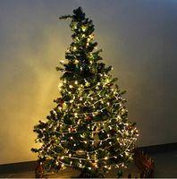 Wholesale Christmas String lights LED m EU Plug Multi color modes String Light for Party Wedding chrismas decoration Halloween