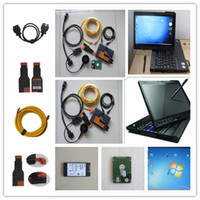 Wholesale for bmw icom a2 b c icom for bmw ISTA D ISTA P ISSS in1 ISTA D ISTA P software With Expert Lenovo x200t touch screen laptop