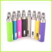 Cheap 2200mAh eGo battery GS ego II 2200 mah ego-II electronic cigarettes CE4s mt3 protank aerotank mega Nautilus atomizer RDA mods 510 ego vision