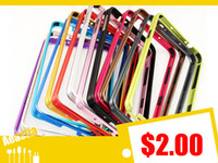 Wholesale note case rhe Metal perfect protect your phone Metal frame for GALAXY3 Note