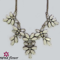 western rhinestone jewelry - Multicolor Rhinestone Leaf Necklace Classical Style Design Jewelry New Arrival Wedding Gift Party Necklace Hot Selling Product in Western