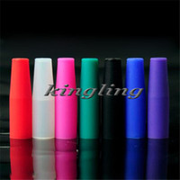 Cheap Disposable Mouthpiece Cover Drip Tips Individually Package E CIG Test Tips for E Cigarette CE4 Clearomizer MT3 Atomizer Mini Protank 3