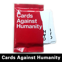 Wholesale A party cards Red Holiday Pack Game with holiday themed