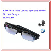 Cheap A3000 sunglass Spy camera Best 1080p glasses Spy camera