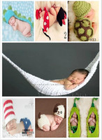 Cheap Unisex Baby Photography Best Animals Cotton Blends Crochet handmade