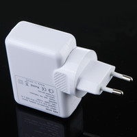 Wholesale 2 A Four Port Universal Mobile Phone USB Wall Charger AC Travel Plug Adapter for iPad iPhone Samsung US UK EU AU Optional DY