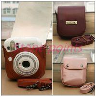 Wholesale Polaroid Fuji MINI7S camera bag Polaroid camera bag trip holster