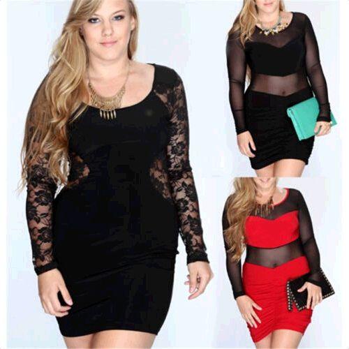plus size long sleeve short dresses « Bella Forte Glass Studio