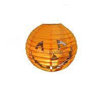 Cheap EA14 Paper Halloween Lanterns lamp Party Decoration Light