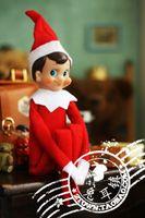 Wholesale New Arrival Plush Toys Vintage Toy Elf On The Shelf Action Figure