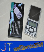 Wholesale Mini g g Pocket Digital Scale jewellery Weight Balance mini scale MYY599A