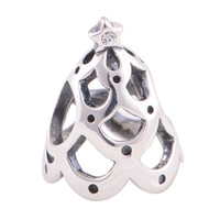 tree jewelry charms - Christmas Charm Jewelry Christmas Beads For Christmas Christmas Hollow Tree fit European Bracelets No YZ414