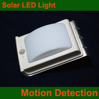 free shipping paypal - F LED Solar Security Light with Motion Detector Detection PIR LED Lamp Paypal Accepted