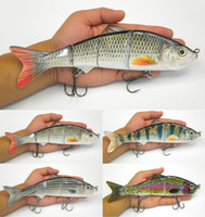 fishing tools - Life Like Swimbait Fish Lures inch cm Segment Fishing Lure Fishing Tool