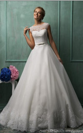 Wholesale 2 wedding dresses girl dress USD570 for Claudeth