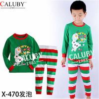 Olaf Christmas Pyjamas Long- sleeve Boy Baby Pajamas Suit - B...