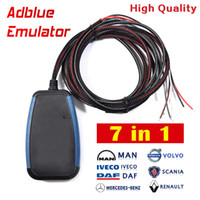 Wholesale High Quality Old problem fixed New IN Adblue Emulator support reprogram erase in1 Truck Ad blue Remove Tool