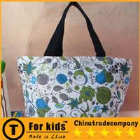 Wholesale Colorful Cross Body Medium Waterproof Printed Carton Package Small Fashion Lunch Bag Leisure Bags Handbags