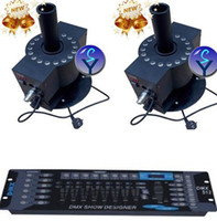 Wholesale Two led co2 jet add dmx512 controll to tzahi elimelch shippment as free