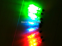 arrow express - New Luminous LED Lighted Blue Lighting Fashion Carbon Express Launch Pad Precision Nock Arrow Tail