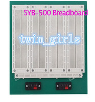 Wholesale New In Point SYB Tiepoint PCB Solderless Bread Board Breadboard DR