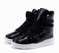 Wholesale CE Sapatos Masculinos High Top Sneakers Fashion Justin Bieber Sport Running Tenis masculino Platform Sneakers Ankle Boots