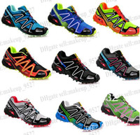 Men Salomon cross- country hiking high Solomon for outdoor cl...