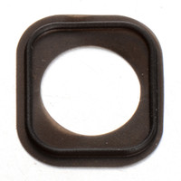 adhesive rubber gasket - Gray Rubber Home Button Key Gasket Sticker Adhesive Ring for iPhone C