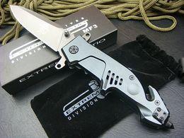 High quality Extrema Ratio MF3 Tactical folding knife Outdoor hunting knife Camping pocket Folding knife 6pcs lot