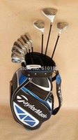 Wholesale 2014 to fashion golf clubs high qulity full set clubs tay complete set of clubs