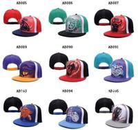 Cheap Marvel retro-Slice Snapback Hat wholesale snapbacks free shipping custom cap adjustable hats mix order top quality best price