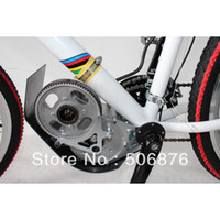 Wholesale Standard V W Brushless Geared Mid Drive Motor Ebike Conversion Kits with Standard Parts Electric Bicycle