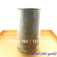 Wholesale A roll about yards mm width gray Elastic good Stretch Lace trim sewing garment apparel accesorries